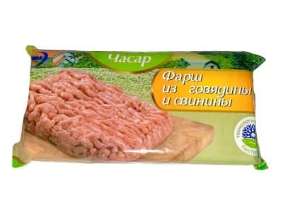 Фарш Свино-говяжий Часар