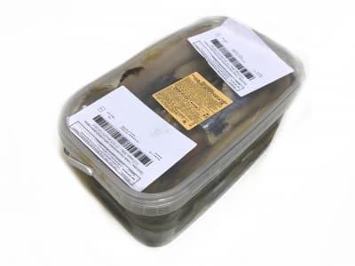 Филе сельди слабой соли ведро 3 кг.
