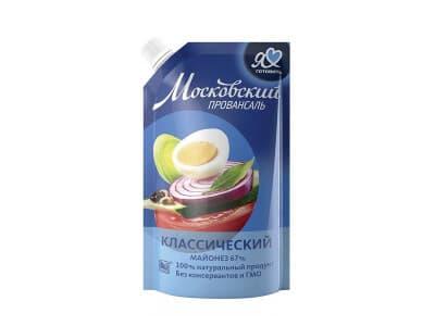 Майонез МЖК 420 мл.