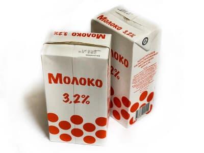Молоко 3,2 % Молоком (Серково)