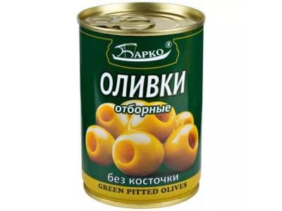 """Оливки без кости """"Барко"""" (280 гр.)"""
