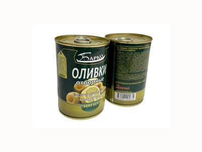 Оливки фаршированные в ассортименте