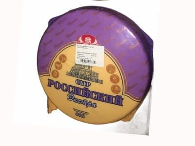 Сыр Экстра Российский