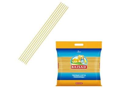 """Макароны спагетти """"Байсад"""" 3 кг."""