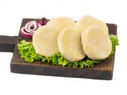 Котлеты картофельные (Постные)