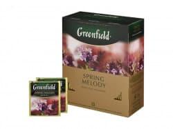 Чай Гринфилд 100 пак.(в ассорименте)