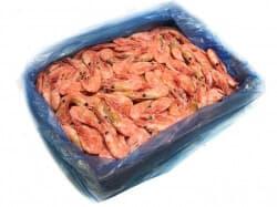 Креветки 70/90 сырьевые