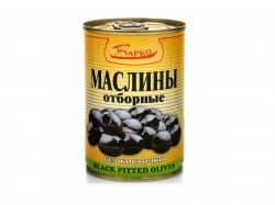 "Маслины без косточки ""Барко"" 280 гр."