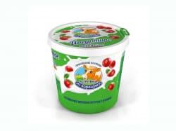 Мороженое йогуртное с брусникой 6%