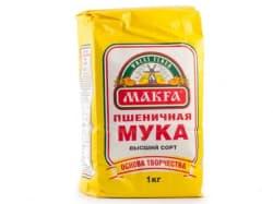 Мука Макфа 2 кг. (упаковка 6 шт)